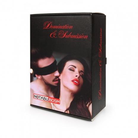 Набор для BDSM-игр Notabu BDSM (4 предмета)