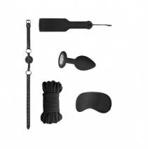 Набор для бандажа серии OUCH Introductory Bondage Kit (5 предметов)