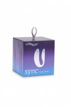 Вибромассажер для пар We-Vibe Sync Сosmic (10 режимов, синхронизируется со смартфоном)