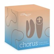 Вибратор для пар на ДУ WE-VIBE Chorus (синхронизируется со смартфоном)