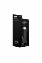 Ручная вакуумная помпа для мужчин с манометром Deluxe Pump With Advanced PSI Gauge