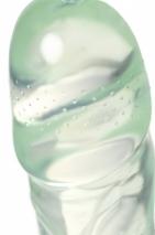 Латексные точечные презервативы Sagami Lemonade со вкусом лимонада (19 см, 5 шт)