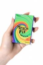 Тонкие латексные контурные презервативы Sagami Miracle Fit (5 шт)