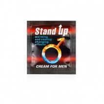 Возбуждающий крем для мужчин Stand Up, 1,5 г (в упаковке 5 шт)
