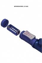 Ротационный вибратор для клиторальной и G-стимуляции Rotating Dolphin (8 режимов)