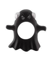 Эрекционное кольцо-привидение с вибрацией Gentle Ghost Cockring