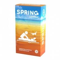 Контурные презервативы SPRING Contour (12 шт)