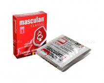 Презервативы Masculan тип 1 НЕЖНЫЕ (3 шт.)