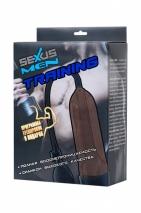 Механическая вакуумная помпа для пениса Sexus Men Training