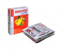 Презервативы Masculan ULTRA тип 1 ТУТТИ-ФРУТТИ (3 шт.)