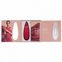Бесконтактный вакуум-волновой стимулятор клитора Womanizer Premium (12 режимов)