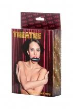 Дышащий кляп-трензель TOYFA Theatre
