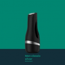 Мастурбатор Satisfyer Men Classic Silver