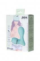 Вакуумный стимулятор клитора с двигающимся язычком JOS DINGO (7+3 режимов)