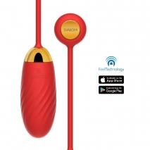 Интерактивная вибропуля EllaNeo (11 режимов, подключается к Webcam сервису и Bluetooth)