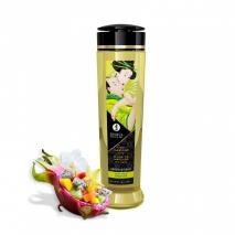 Натуральное массажное масло для тела Shunga IRRESISTIBLE (азиатские нотки, 240мл)