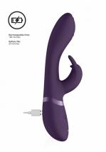 """Вибромассажер CATO с функцией """"импульсное воздействие"""" и """"мгновенный оргазм"""" (10 режимов)"""