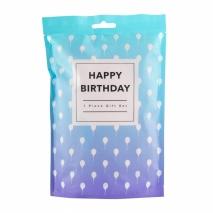 Набор для романтического вечера LoveBoxxx Happy Birthday (7 предметов)