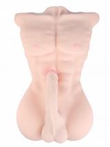 Реалистичный полноразмерный слепок мужского тела Джага