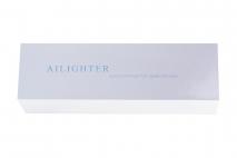Нереалистичный вибратор Ailighter Smart Telescopic lover (10 режимов)