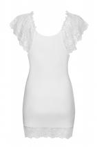 Белая сорочка с кружевом Imperia Chemise XXL