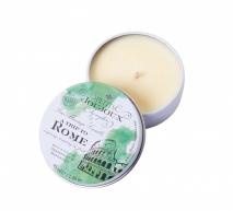Массажная свеча Petits JouJoux Mini Rome с ароматом грейпфрута и бергамота (45 мл) БЕЗ КРЫШКИ