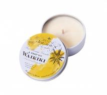 Массажная свеча Petits JouJoux Mini Waikiki beach с ароматом Пина колады (45 мл) БЕЗ КРЫШКИ