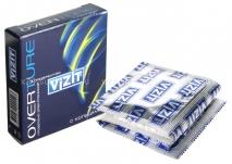 Презервативы ребристые Vizit Ribbed (3 шт)