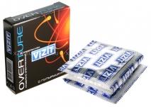 Презервативы с пупырышками Vizit Dotted (3 шт)