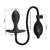 Анальный расширитель со смещенным центром тяжести Inflatable Anal Plug II