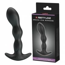 Перезаряжаемый стимулятор простаты PrettyLove Special Anal Massager (12 режимов)