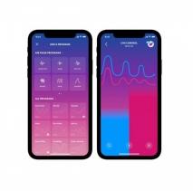 Вакуум-волновой стимулятор Satisfyer Dual Pleasure (10+11 режимов) синхронизируется со смартфоном