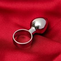 Набор анальных мини-втулок с кольцами Mini Anal Plug