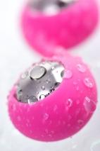 Металлические шарики в силиконовой оболочке L'Eroina Futa