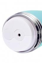 Мощный перезаряжаемый вибратор с клиторальным стимуляторо Iris (10 режимов)