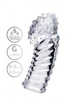 Стимулирующая насадка на палец для массажа G-точки DALE