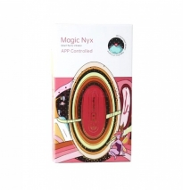Вибратор в трусики MAGIC MOTION NYX (10 режимов) синхронизируется со смартфоном