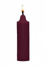 Восковая BDSM-свеча Wax Play с ароматом розы