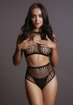 Комплект Duo Net Key-Hole Bra Set