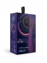 Вакуумный бесконтактный стимулятор клитора с вибрацией Halo (8+9 режимов)