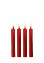 Набор красных BDSM-свечей Teasing Wax Candles