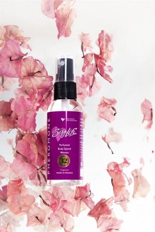 Парфюмерный спрей с феромонами для женщин 32 философия аромата Fresh Blossom DKNY (50 мл)