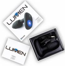 Интерактивная анальная вибро-пробка OhMiBod Lumen for Kiiroo