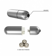 Мастурбатор-анус с вибрацией на креплении HEDY