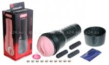 Вагина с вибрацией Pink Vibro Touch