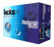 Презервативы LUXE Глубинная бомба с шипами и усиками