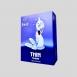 Супертонкие* презервативы AMOR® Thin Яркая Линия 3 шт.0