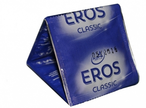 Презервативы EROS Classic ( 3 шт.)