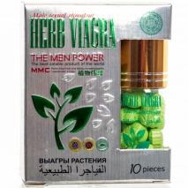 HERB VIAGRA – натуральный препарат для мужской потенции (10 табл.)