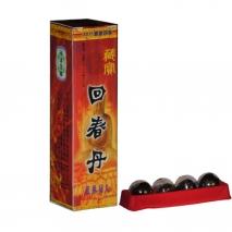 Шарики Будда (Цзаньбао) для повышения потенции (4 шарика)